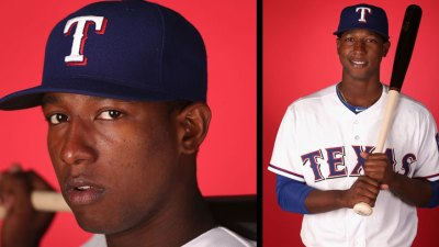 Profar Earned A Stay In Arlington