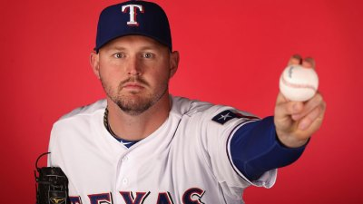 Rangers Place Harrison on 15-Day DL