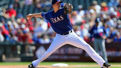 Rangers Make Trio Of Pitching Decisions