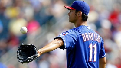 Darvish Finished With Big-League Hitters