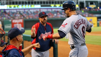 Rangers Deteriorate Into Props For Indians' History