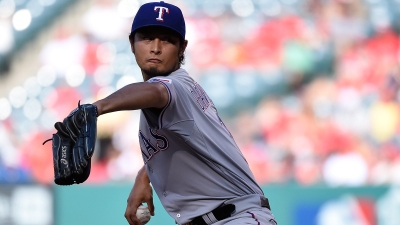 Darvish Outing Goes to Waste