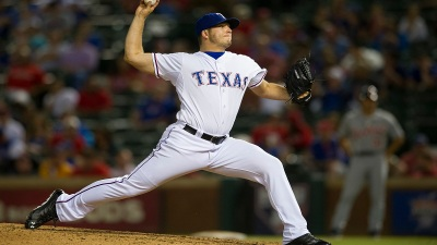 Rangers Lose Sixth Straight, 8-2 to Tigers