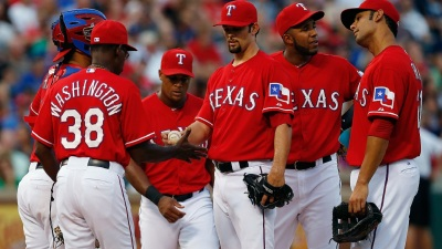 Rangers Lose Against Tigers 6-0