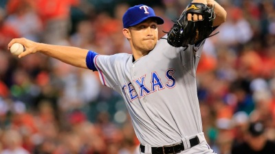 Baker Looking to End Rangers' Skid