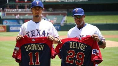 Several Rangers Stars Clear Waivers