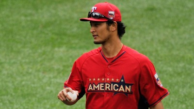 Darvish, Beltre Represent Well at All-Star Game