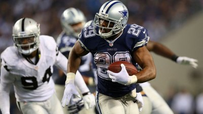 DeMarco Murray Excited to Work With Scott Linehan