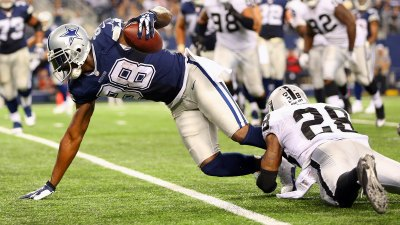 Dez Sees Plenty of Room to Improve