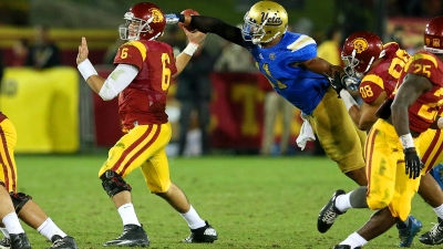 Cowboys Will Target UCLA's Barr in Draft