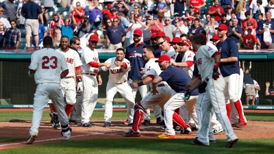 Frustrated Rangers Fall to Indians