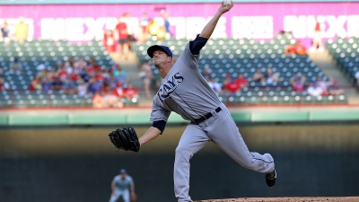 Rangers Make an Ace Out of Drew Smyly