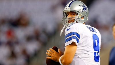 Romo Not Sure How Much He'll Play Against Dolphins