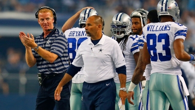 Garrett Not Worried About McClain's Commitment