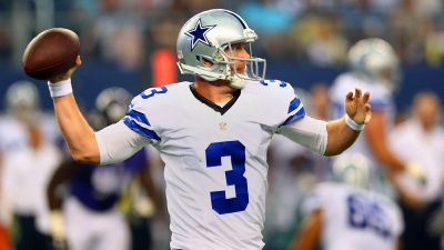 Brandon Weeden Working on New Mindset