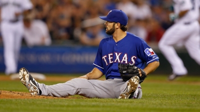 Rangers' Inept Offense Continues Historic Futility