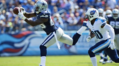 Banged Up Shoulder Could Limit Dez Bryant