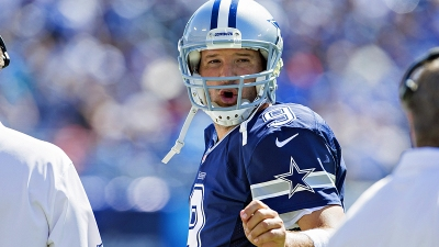 Romo Held Out of Practice on Wednesday