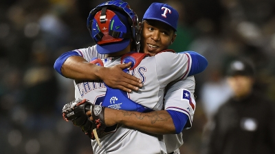 Kazmir, Sloppy Athletics Lose 6-3 to Rangers