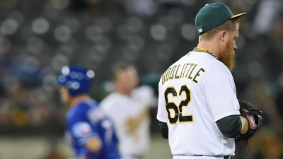 Rangers Return the Favor to A's
