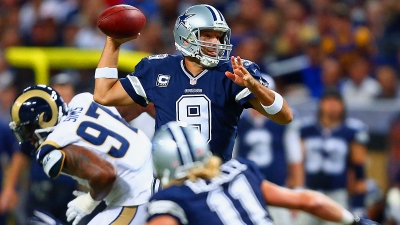 Jerry Jones Glad to See Classic Romo