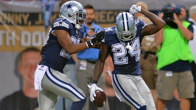 Cowboys Standing by Mo Claiborne