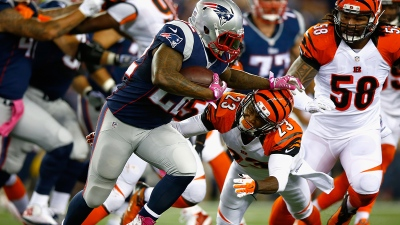 Moving On From Murray: Stevan Ridley