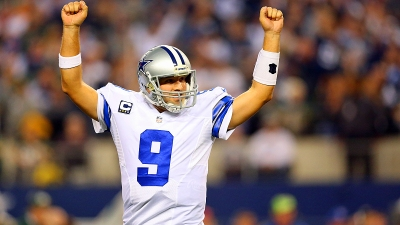 Romo Back Under Center in Off-Season Drills