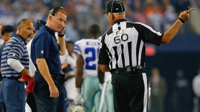 NFL Insists New Injury Timeout Rule Won't Be Used That Often
