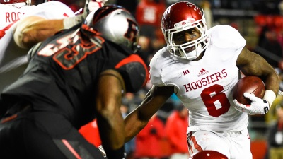 Indiana's Tevin Coleman Models Himself After Murray, McFadden