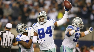 Garrett: DeMarcus Ware an All-Time Cowboys Great