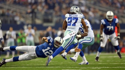 With Wilcox Injured, Cowboys Need A Safety To Step Up