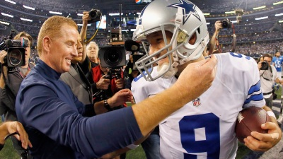 Romo, Murray & Witten Join Garrett for Duke Trip