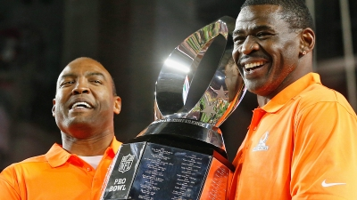Cowboys Help Irvin to Pro Bowl Triumph