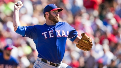 Pitching Already a Problem For Rangers