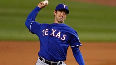 Rangers Send Ohlendorf On His Way