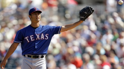 Panic Mode: Darvish Officially Ruled Out