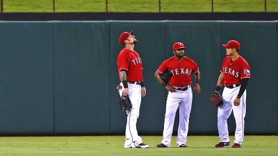 2015 Rangers Positional Review: Left Field