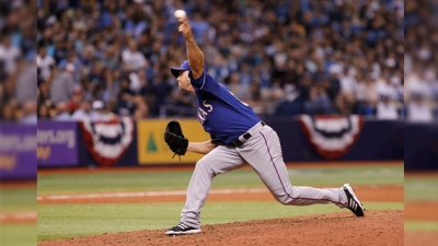Rangers Bullpen in Midst of Great Run