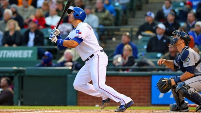 Arencibia Not Viable Option
