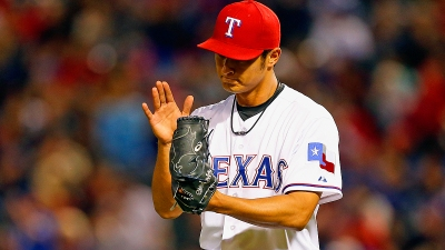 Darvish Showed Grit Without Best Stuff