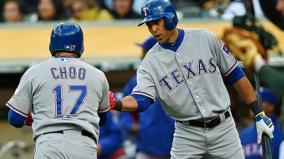 Choo Off Tracks as Rangers Continue to be Derailed