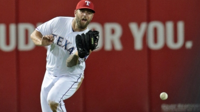Rangers Aren't Finished With Napoli in Left Field