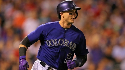 Tulo Continues Tear Against Rangers