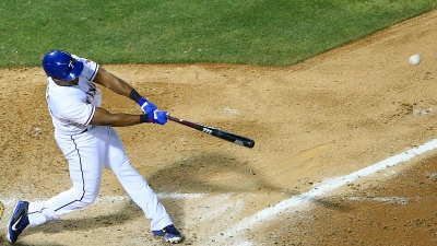 Rangers' Beltre 5th MLBer with 100 HRs for 3 Teams