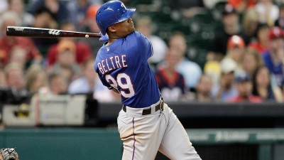 Beltre Discusses Batting Crown Race