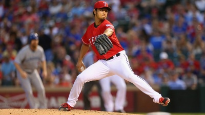 Texas Wastes Darvish's Start, Falls 2-0 to Toronto