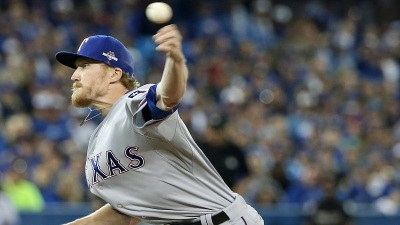 Rangers Secure Strong Bullpen By Re-Signing Diekman