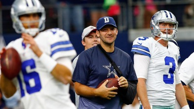 Jerry Jones: Finding Romo's Successor Not a High Priority in This Draft