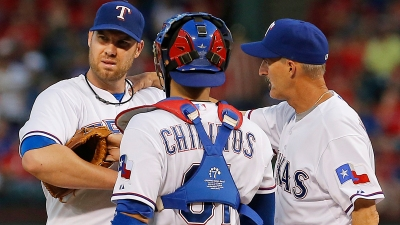 After Bounce Back Season, Lewis a Likely Ranger in 2015